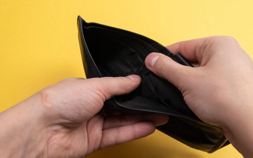 ¿Por qué la gente está dispuesta a pagar 1.238% de interés al chulco? Hay una pieza que no está funcionando bien